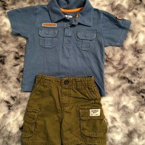 Boys OSHKOSH Outfit